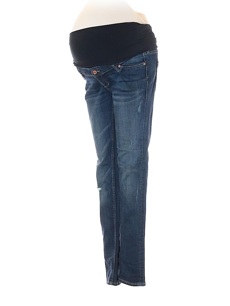 H&M Women Jeans Size 6 (Maternity)