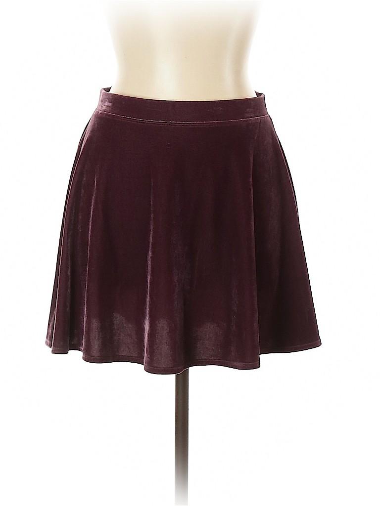 Frenchi Women Casual Skirt Size L