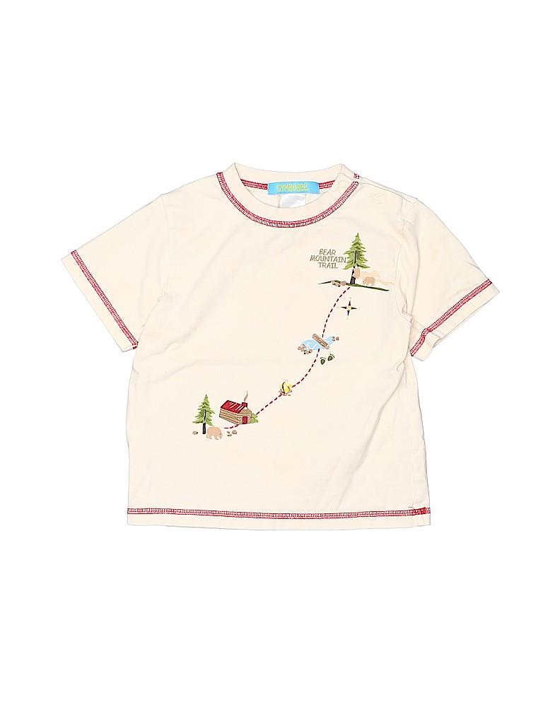 Gymboree Boys Short Sleeve T-Shirt Size 2T