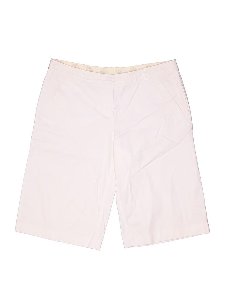 Tory Burch Women Shorts Size 8