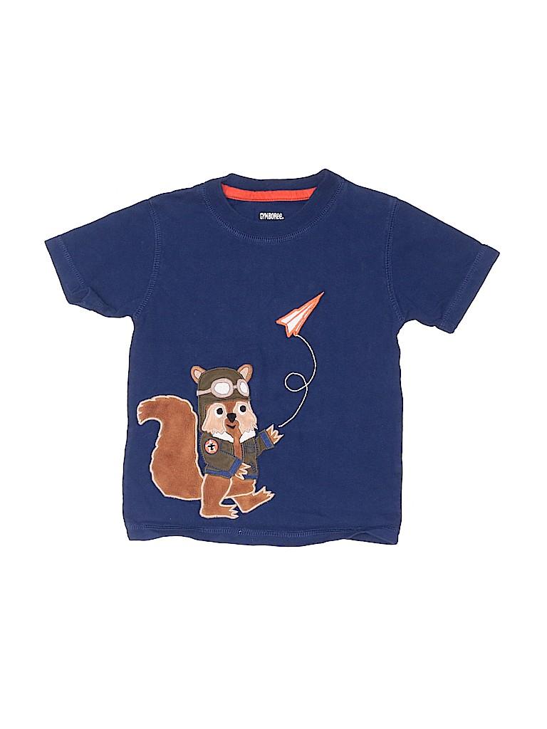 Gymboree Boys Short Sleeve T-Shirt Size 18-24 mo