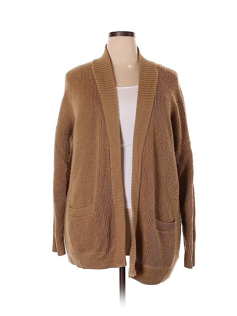 MICHAEL Michael Kors Women Cardigan Size 2X (Plus)