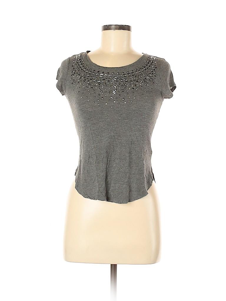 Candie's Women Short Sleeve T-Shirt Size XS