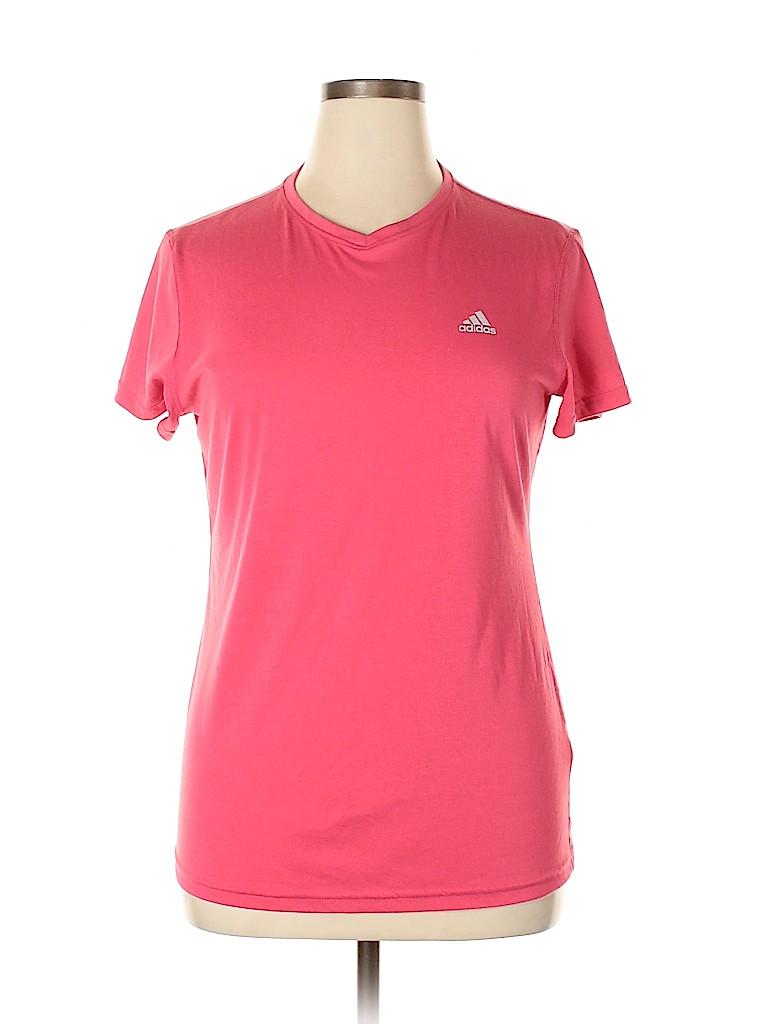 Adidas Women Active T-Shirt Size XL