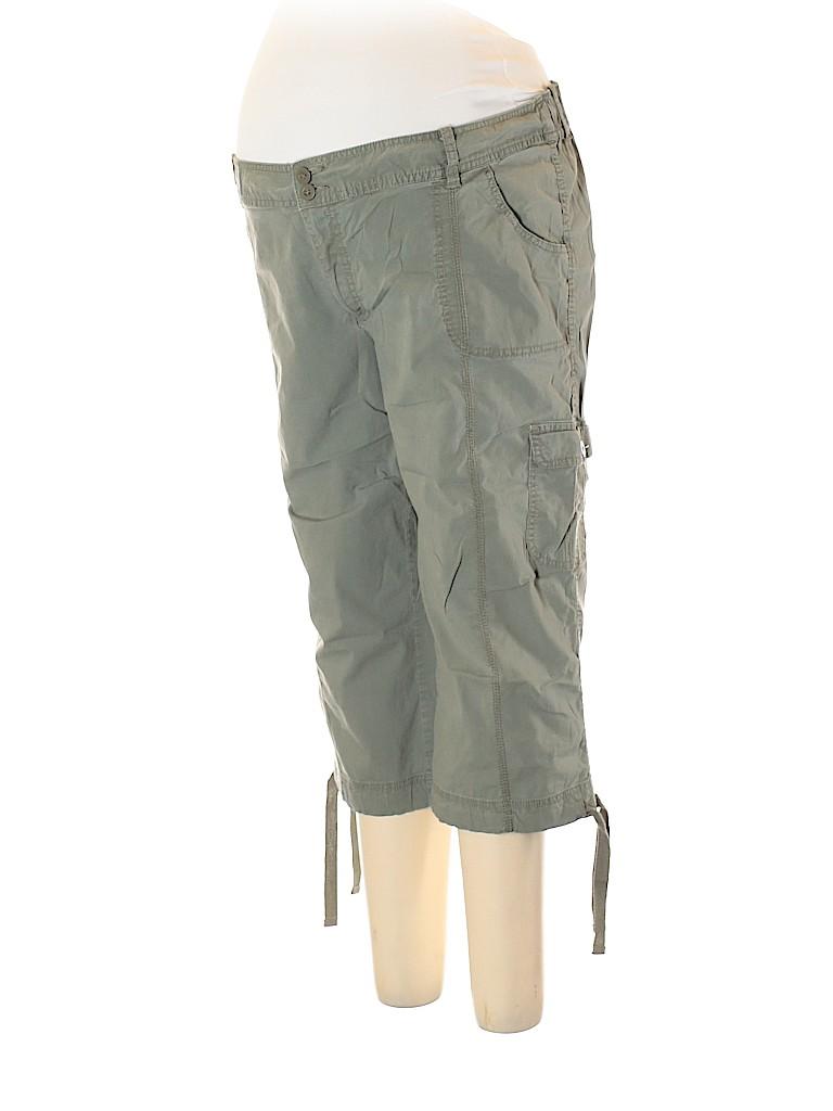 Duo Maternity Women Cargo Pants Size XL (Maternity)