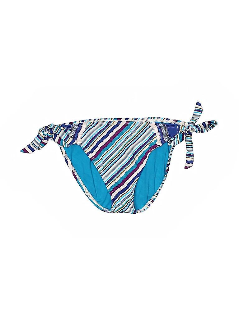 Lucky Brand Women Swimsuit Bottoms Size M