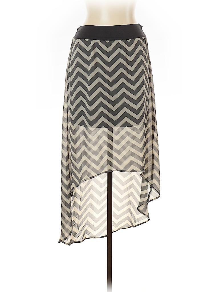 Heart Soul Women Casual Skirt Size L