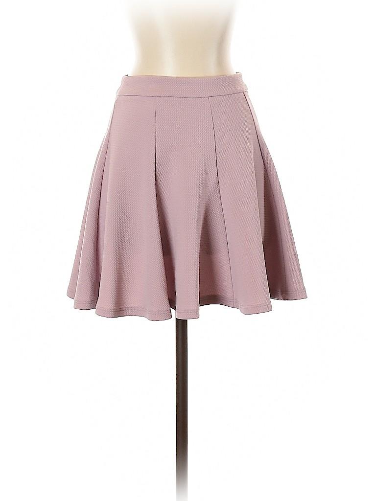 Lush Women Casual Skirt Size S
