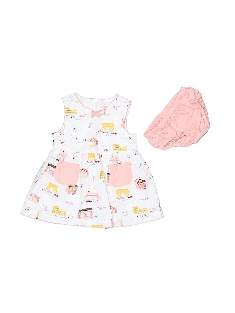 Gymboree Girls Dress Size 0-3 mo