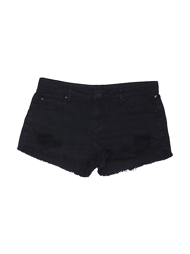 XXI Women Denim Shorts Size 28 (Plus)