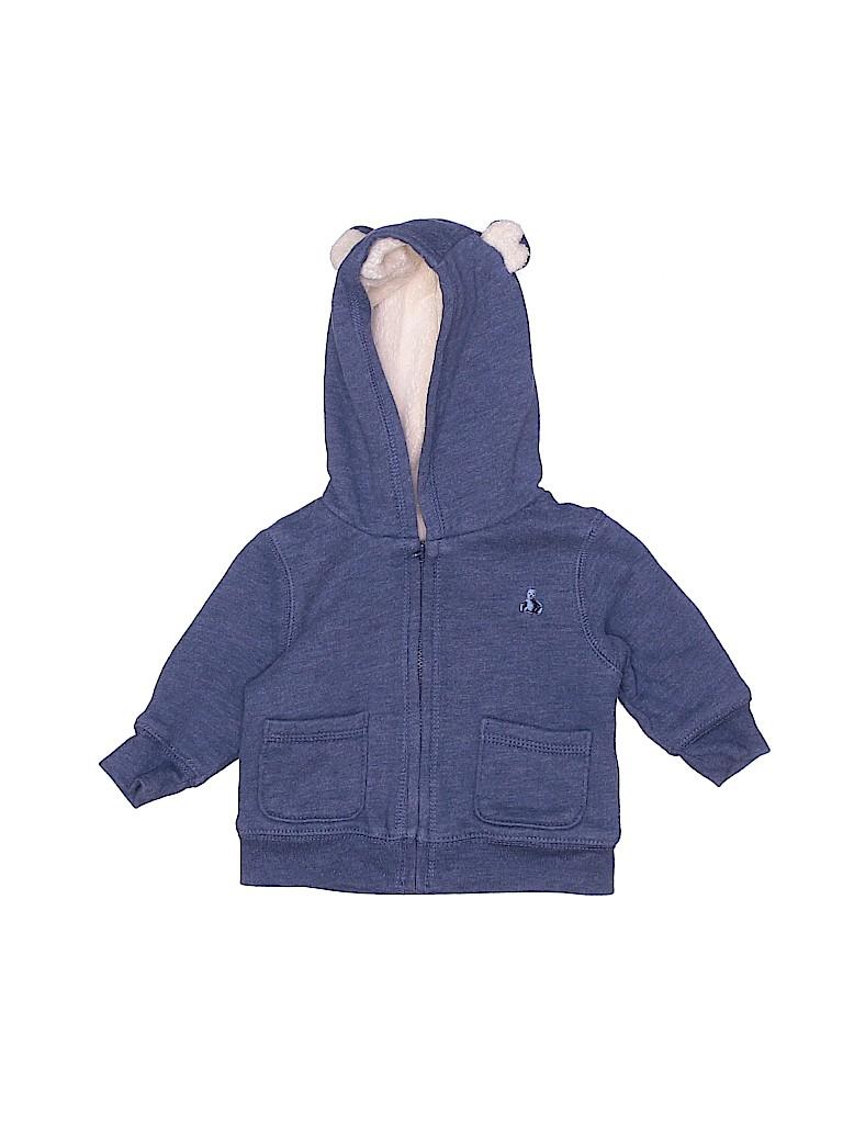 Baby Gap Boys Zip Up Hoodie Size 3-6 mo