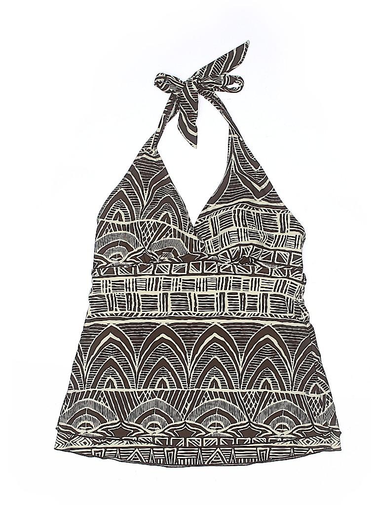 Croft & Barrow Women Swimsuit Top Size 8