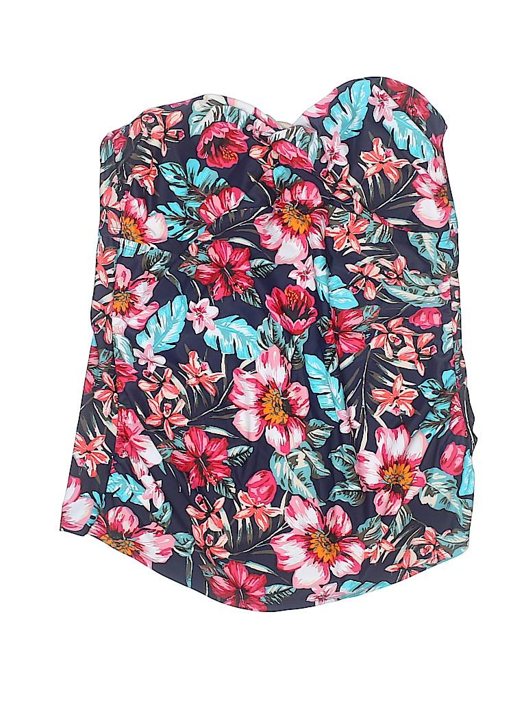 Merona Women Swimsuit Top Size XL