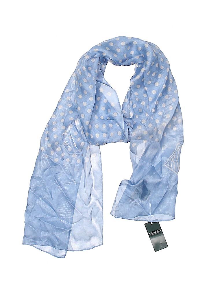 Lauren by Ralph Lauren Women Silk Scarf One Size