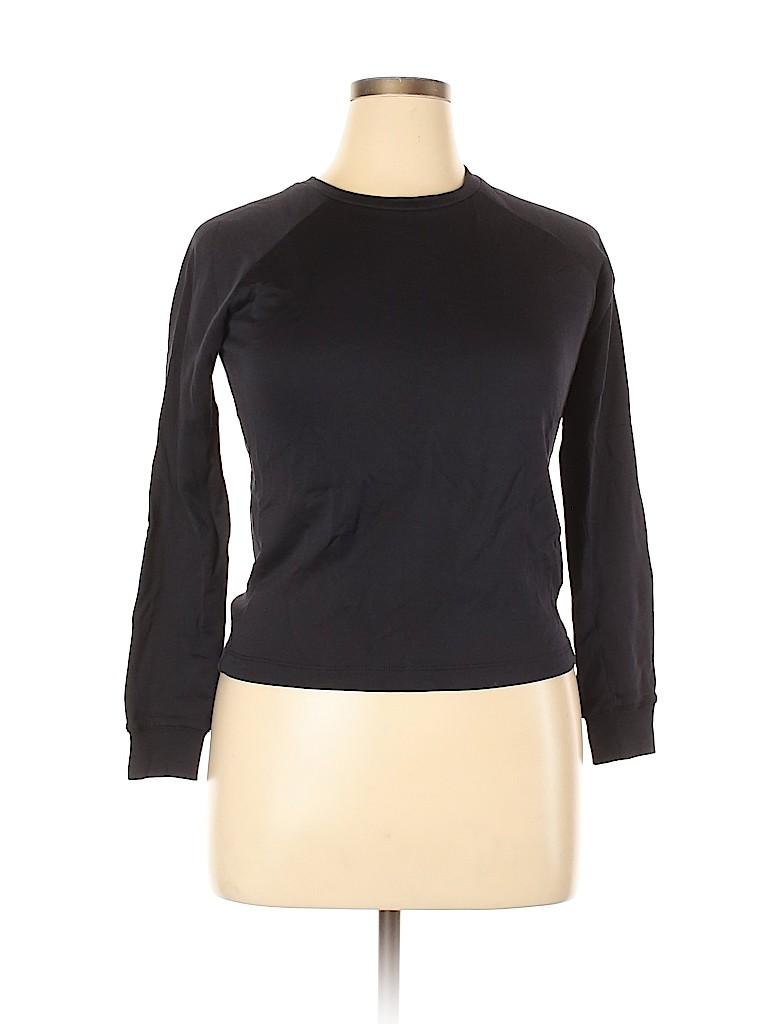A.P.C. Women Sweatshirt Size M