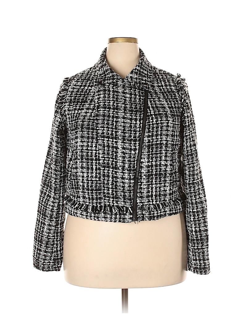 A New Day Women Jacket Size XXL