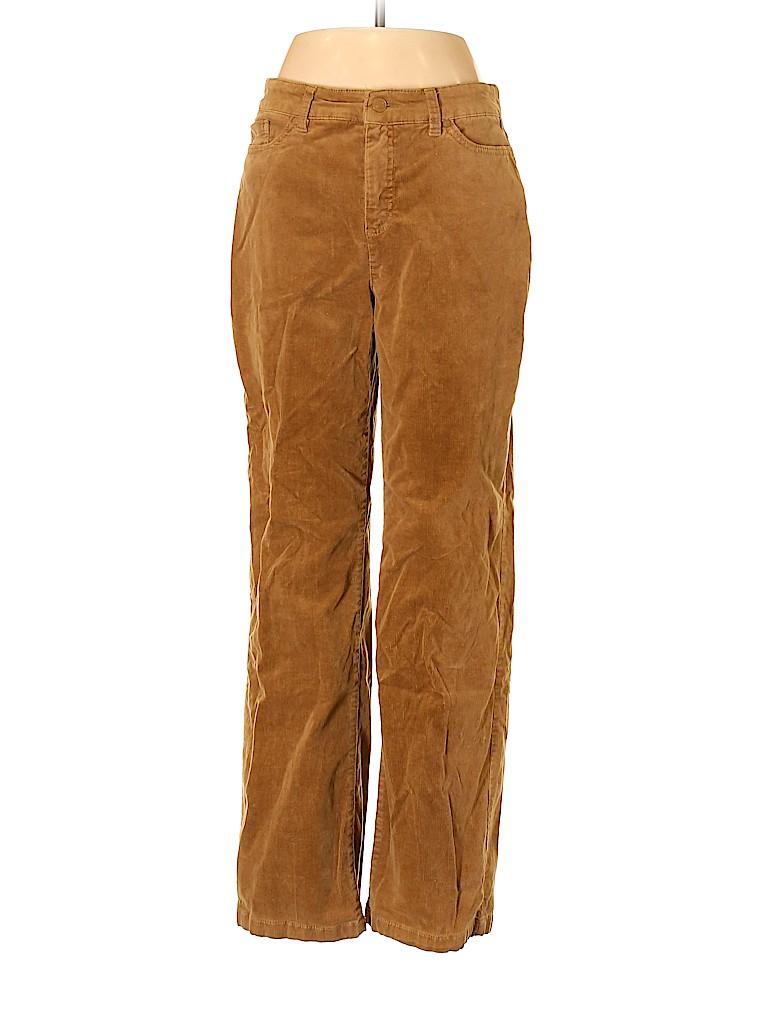 Croft & Barrow Women Cords Size 8