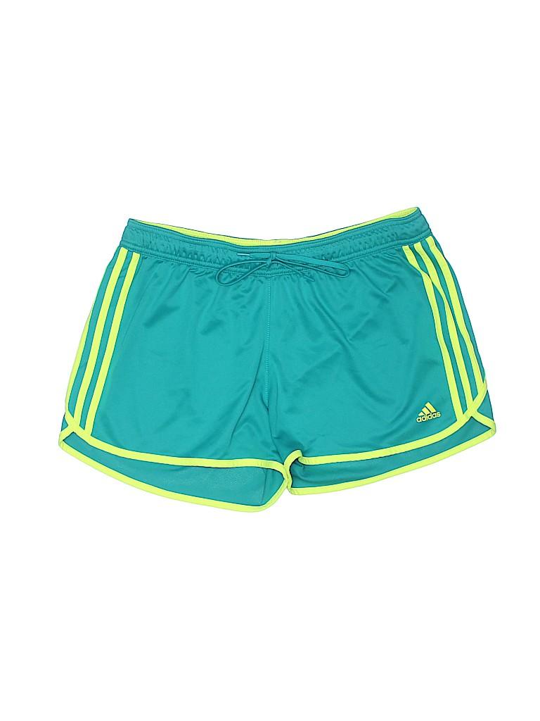 Adidas Women Athletic Shorts Size L