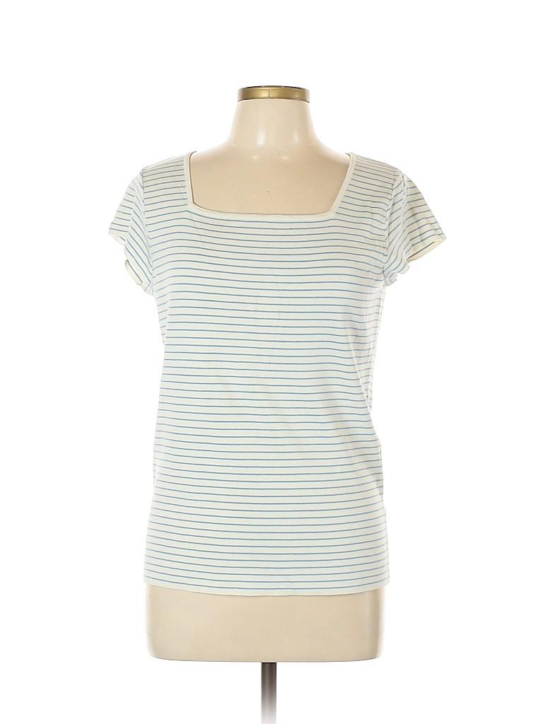 Alex Marie Women Short Sleeve Top Size XL