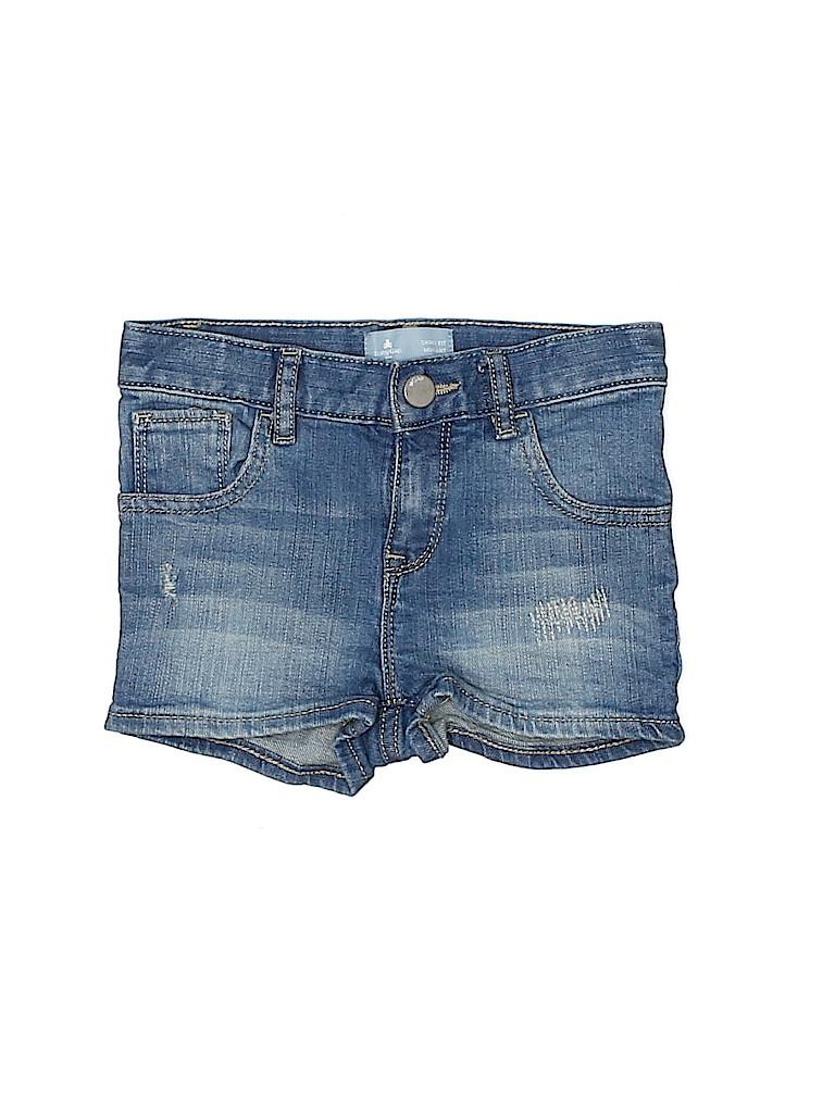 Baby Gap Girls Denim Shorts Size 5