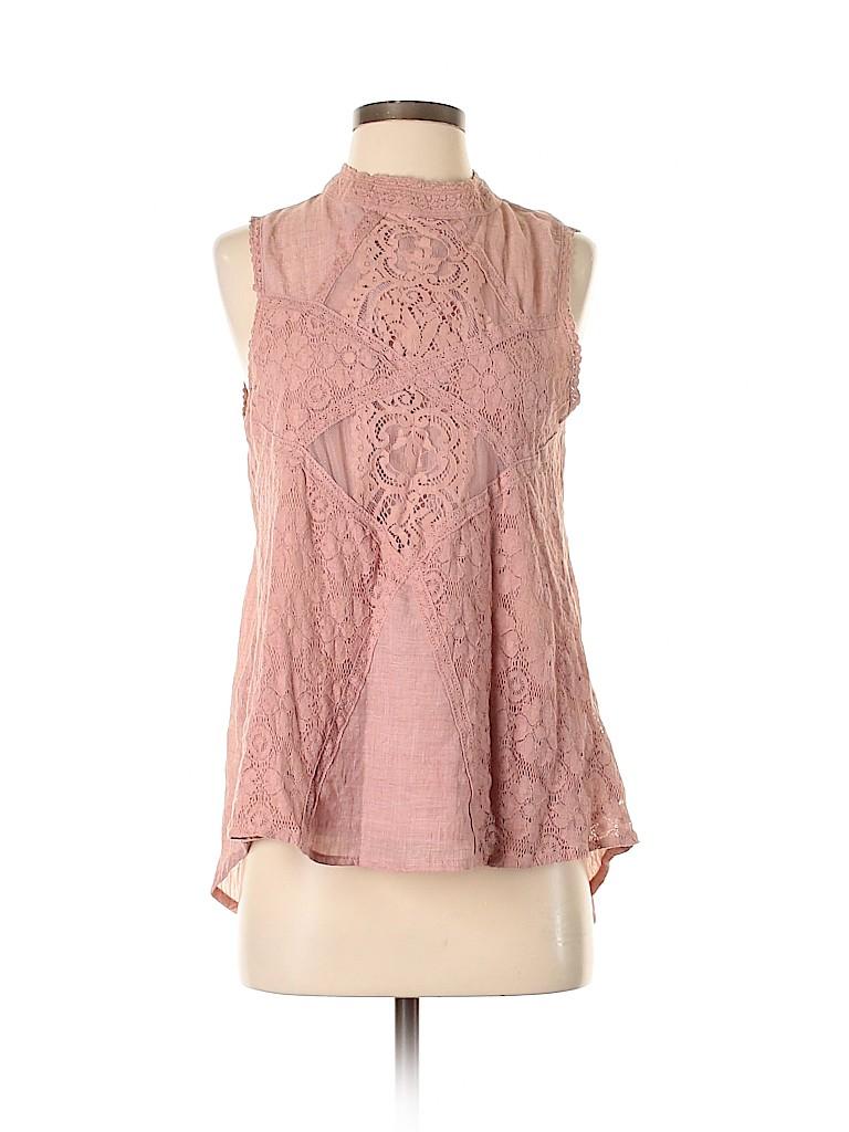 Assorted Brands Women Sleeveless Blouse Size S