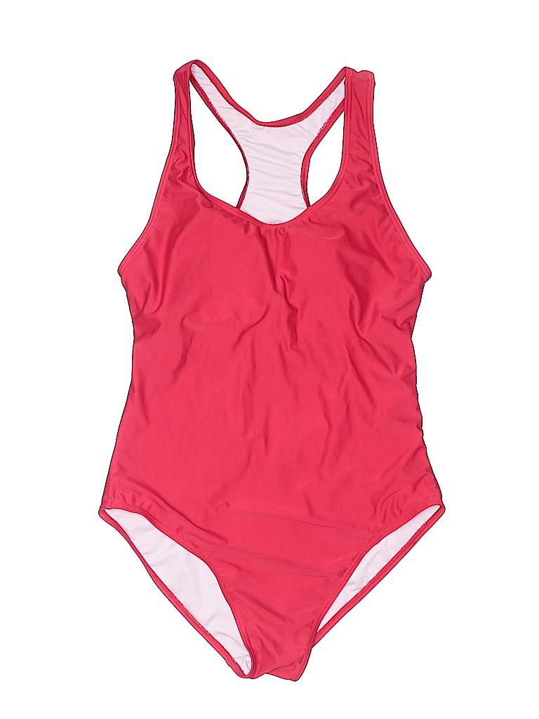 Zeraca Women One Piece Swimsuit Size 8 - 10