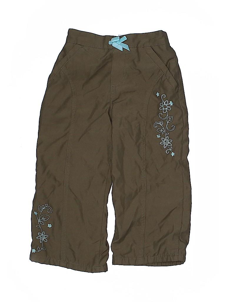Carter's Girls Khakis Size 2T