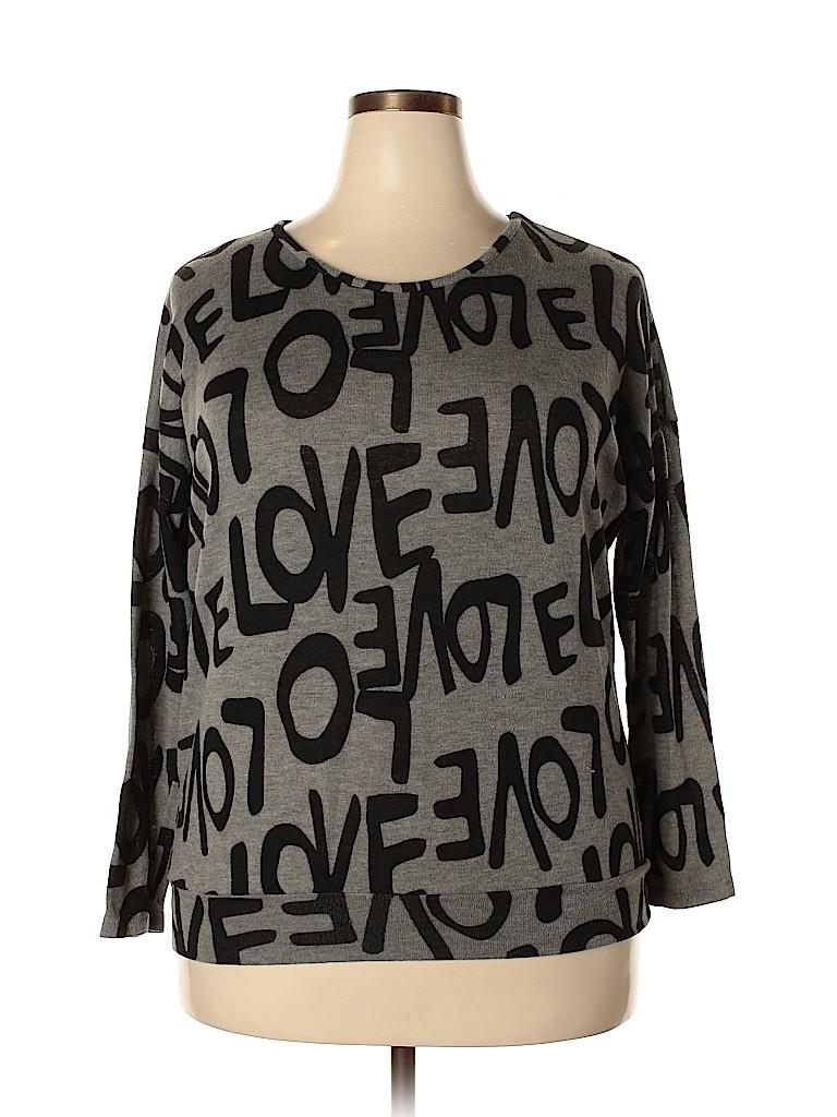 Rue21 Women Pullover Sweater Size XL
