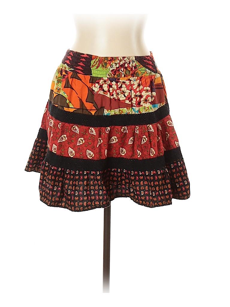 Fire Los Angeles Women Casual Skirt Size L