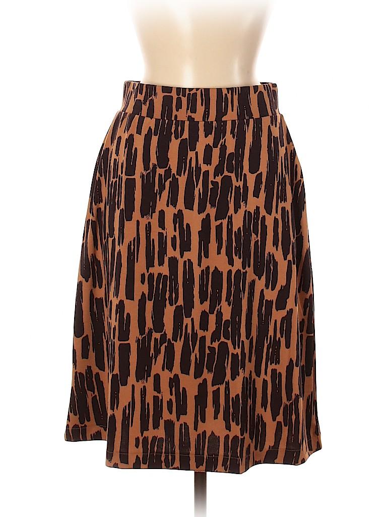 Lands' End Women Casual Skirt Size 6 - 8