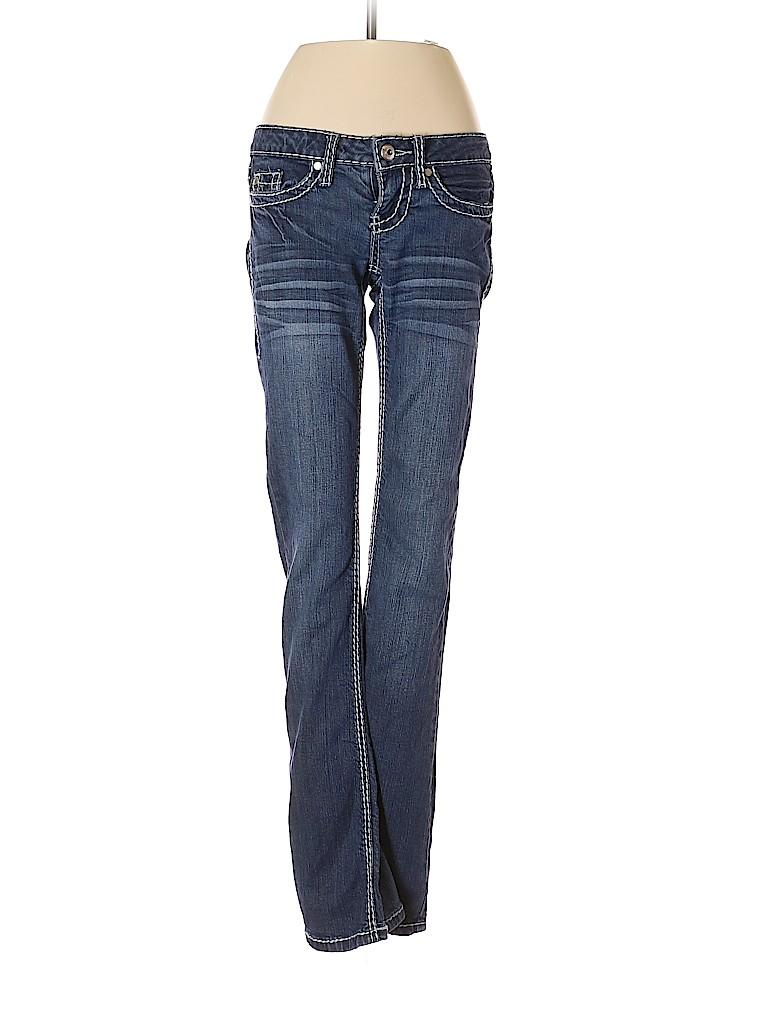 Blue Asphalt Women Jeans Size 0