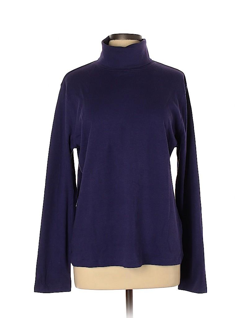 St. John's Bay Women Turtleneck Sweater Size XL