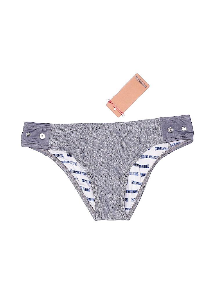 True Religion Women Swimsuit Bottoms Size XS