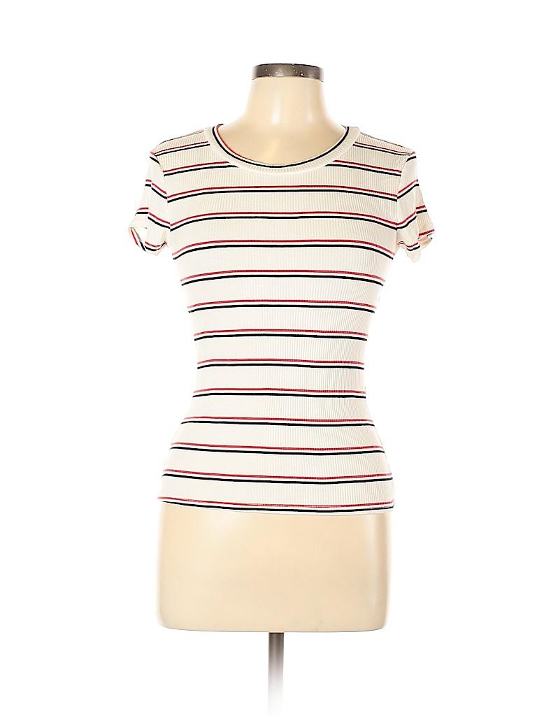 Rue21 Women Short Sleeve Top Size M