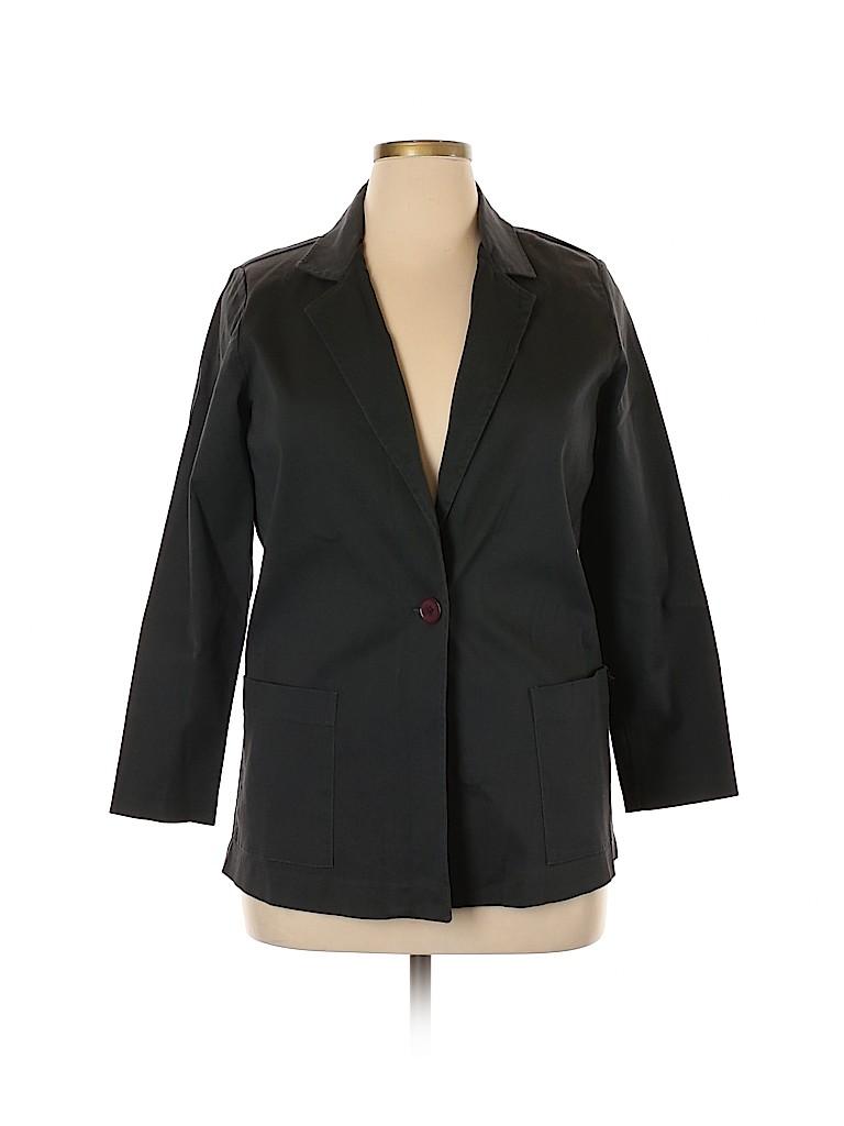 Brylane Woman Collection Women Blazer Size 14