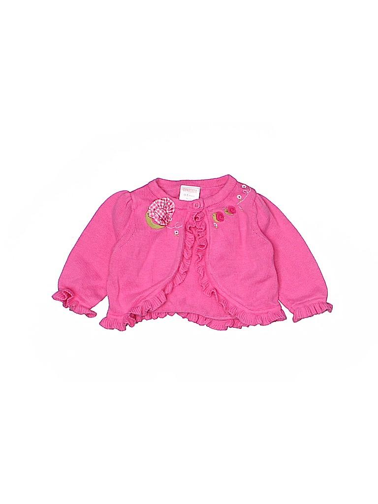 Gymboree Girls Cardigan Size 0-3 mo
