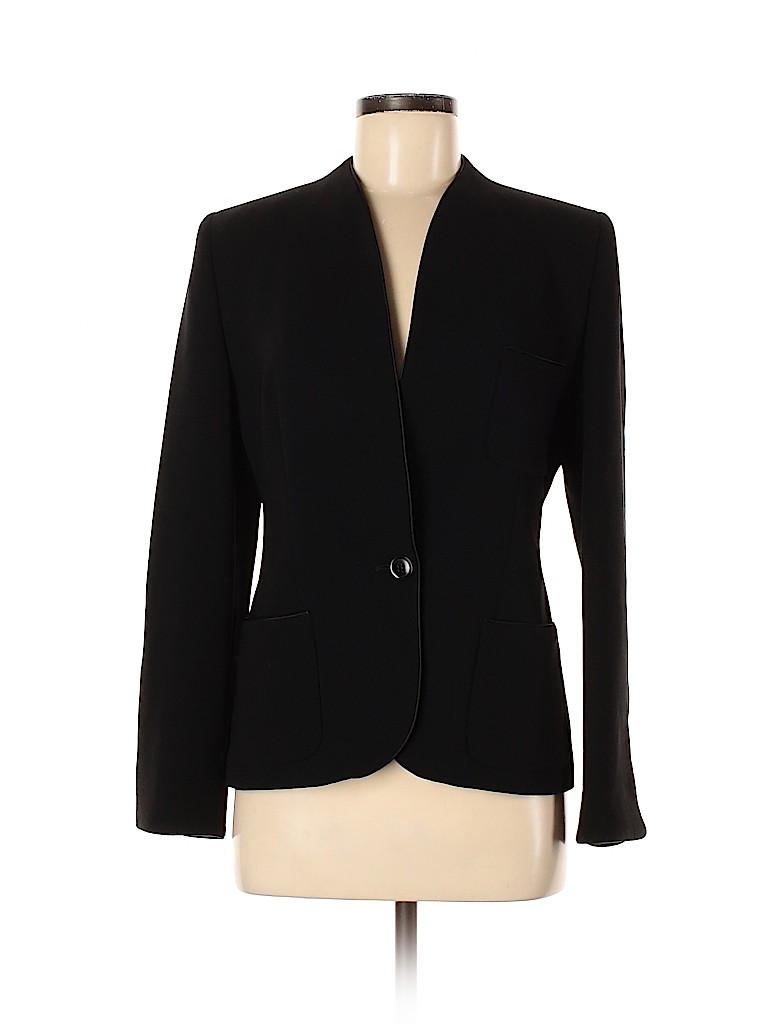 Max Mara Women Silk Blazer Size 8