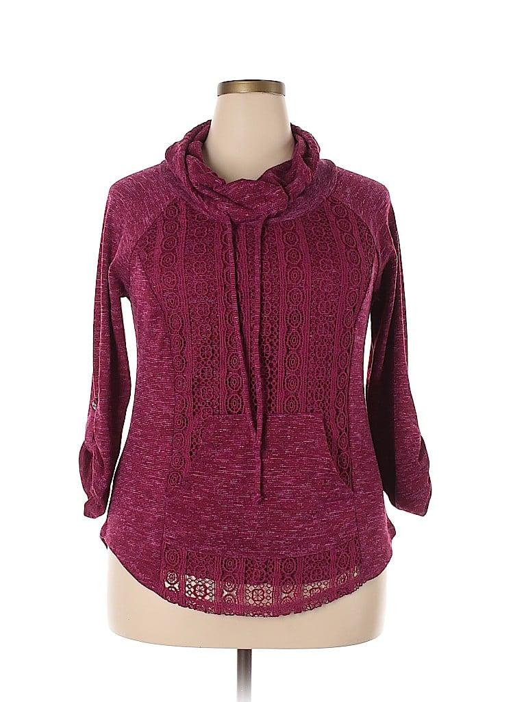 No Boundaries Women Pullover Sweater Size XL