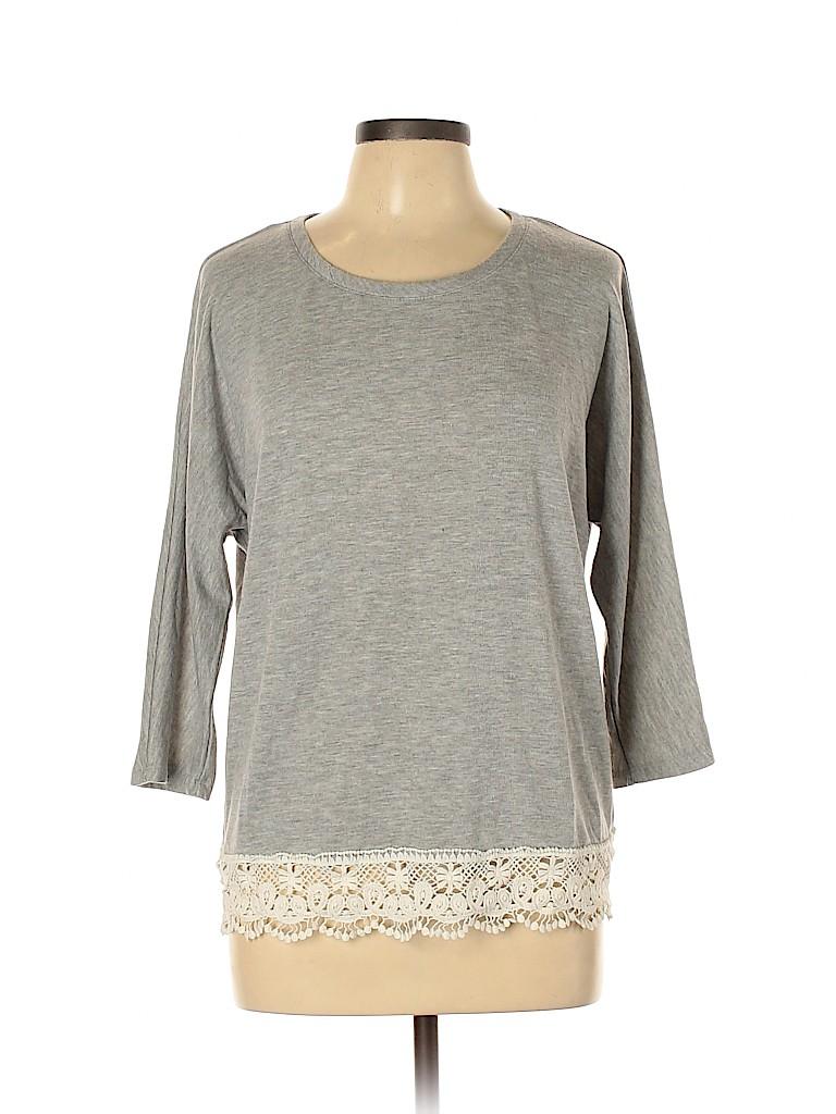 Alya Women Pullover Sweater Size L