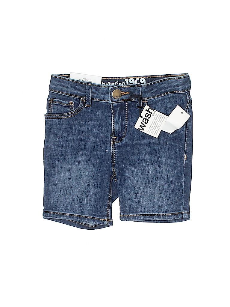 Baby Gap Girls Denim Shorts Size 4T