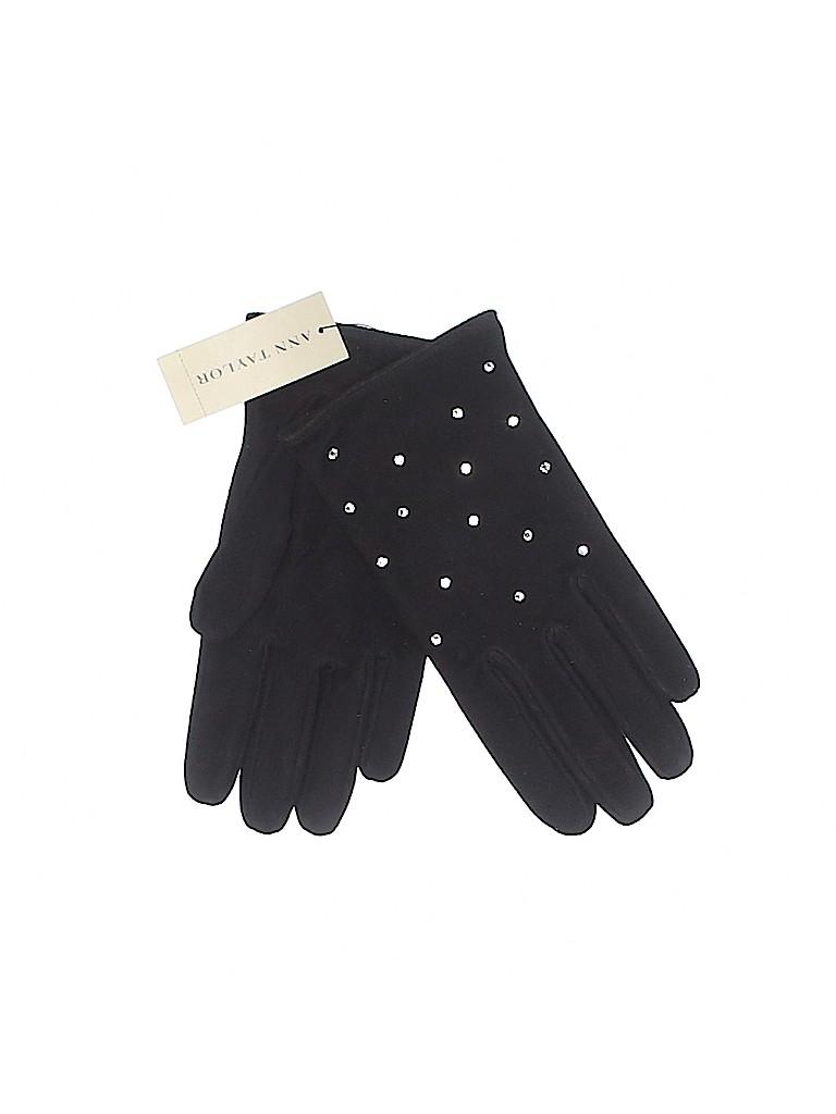 Ann Taylor Women Gloves Size L