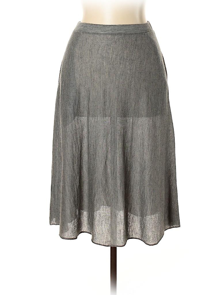 The Elder Statesman Women Casual Skirt Size M