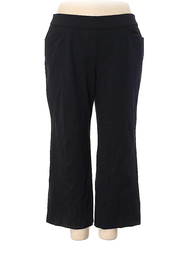 Lane Bryant Women Casual Pants Size 24 (Plus)