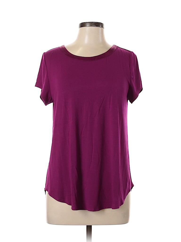 Alfani Women Short Sleeve Top Size L