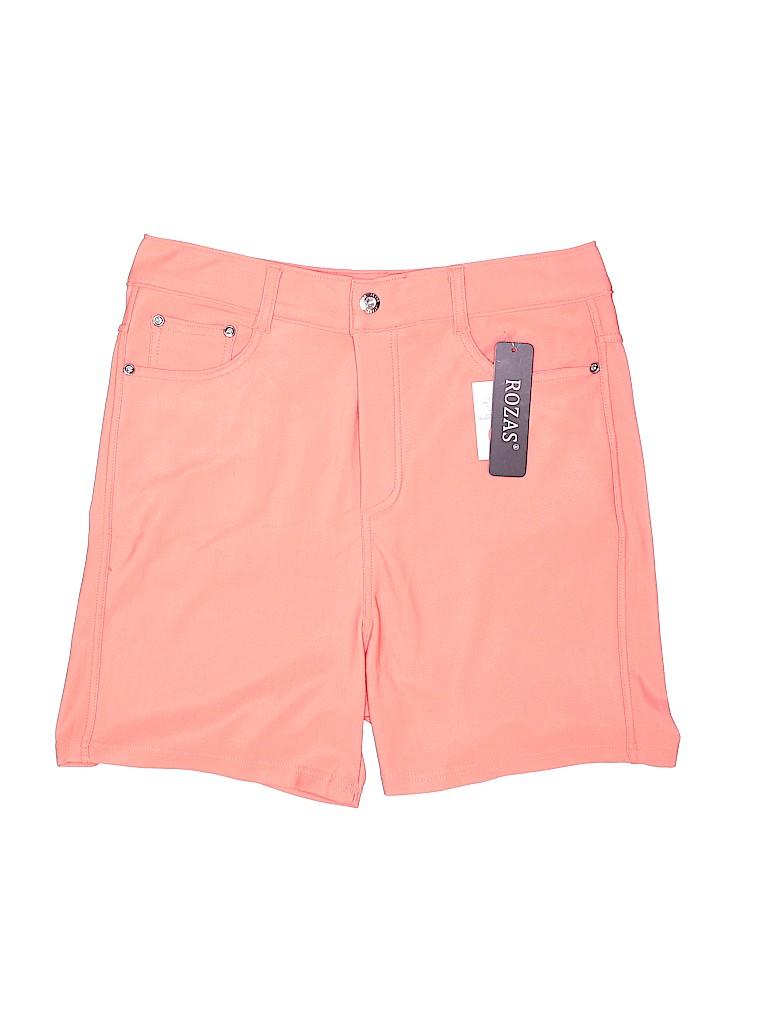 Assorted Brands Women Shorts Size 1X (Plus)
