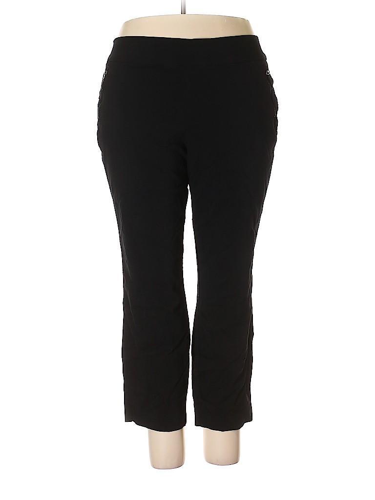 Lane Bryant Women Casual Pants Size 26 (Plus)