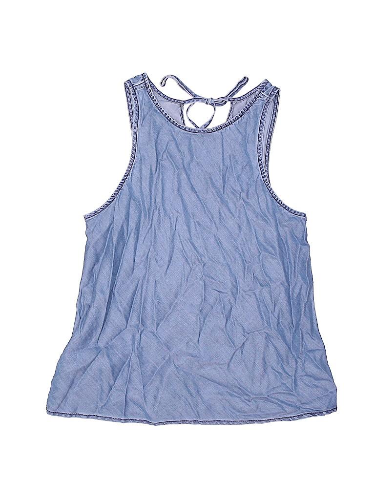 Gap Girls Sleeveless Blouse Size X-Small youth petite (Petite)