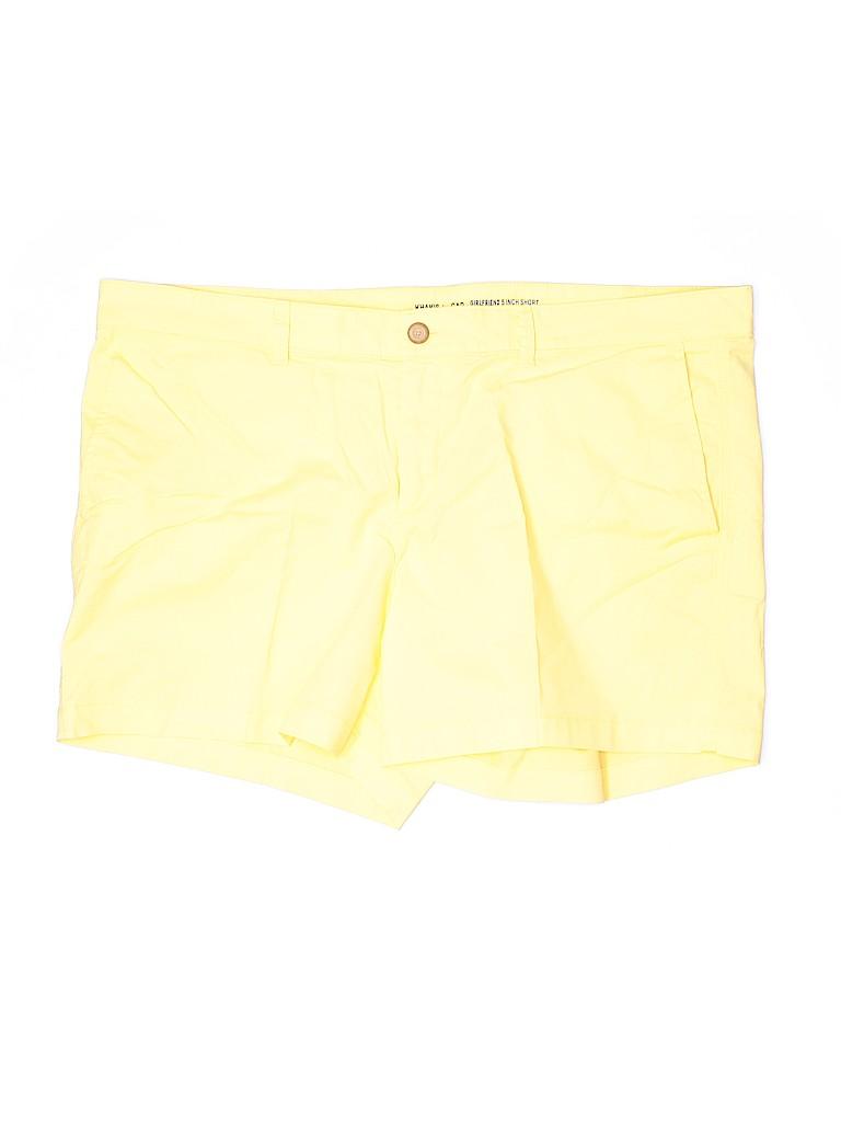 Gap Women Khaki Shorts Size 18 (Plus)