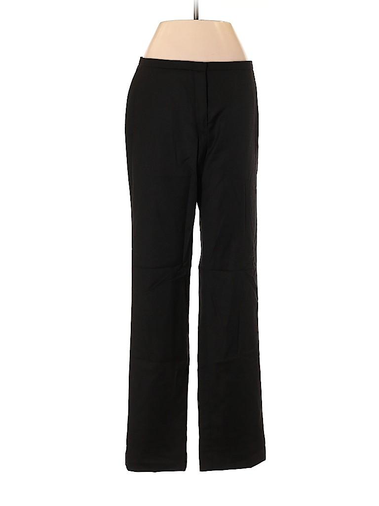 Jil Sander Women Wool Pants Size 34 (EU)