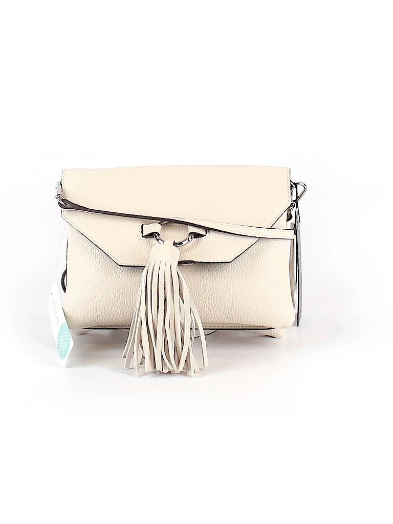 Street Level Women Leather Crossbody Bag One Size